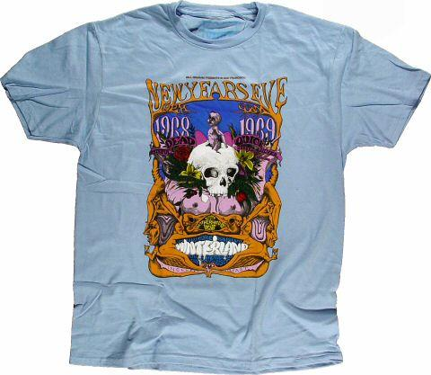 Quicksilver Messenger Service Women's Retro T-Shirt