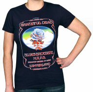 The New Riders of the Purple Sage Women's Retro T-Shirt