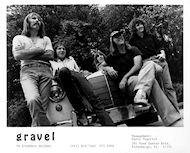 Gravel Promo Print