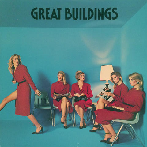 Great Buildings Vinyl (Used)