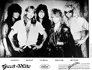 Great White Promo Print