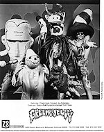 Green Jelly Promo Print