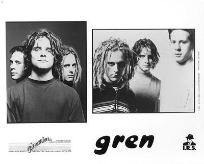Gren Promo Print