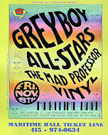 Greyboy Allstars Handbill