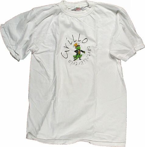 Grillo Cartolibreria Men's Vintage T-Shirt