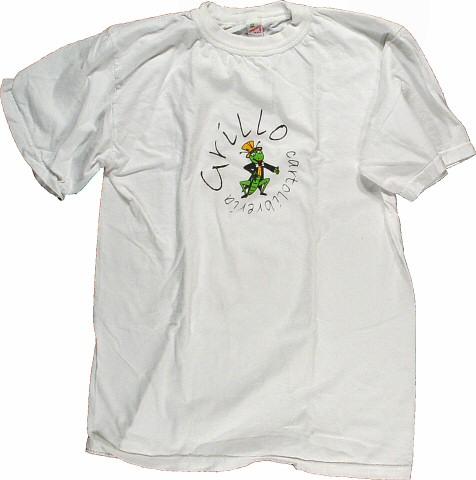 Grillo Cartolibreria Men's Vintage T-Shirt