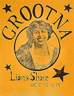 Grootna Handbill
