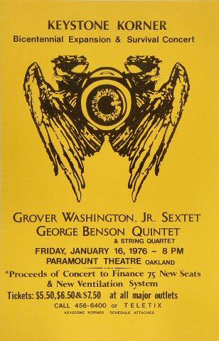 Grover Washington Jr.Poster