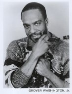 Grover Washington Jr. Promo Print