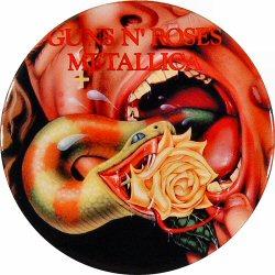 Guns N' Roses Pin