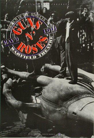 Guns N' Roses Poster
