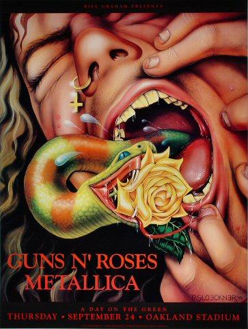 Guns N' Roses Poster