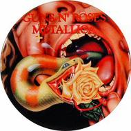 Guns N' Roses Retro Pin