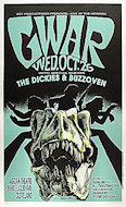 GWAR Poster