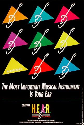 H.E.A.R. Poster