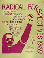 H. Rap Brown Poster