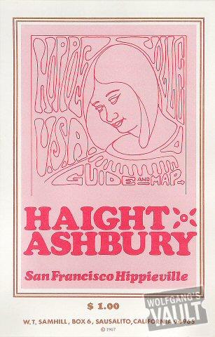 Haight Ashbury Hippieville Guide Program