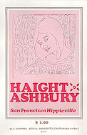 Haight Ashbury Hippieville Guide Program