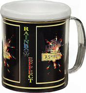 Haight Ashbury Street Sign Vintage Mug