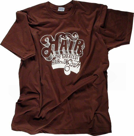 Hair Men's Retro T-Shirt