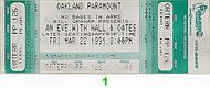 Hall &amp; Oates 1990s Ticket