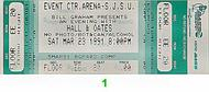 Hall & Oates 1990s Ticket