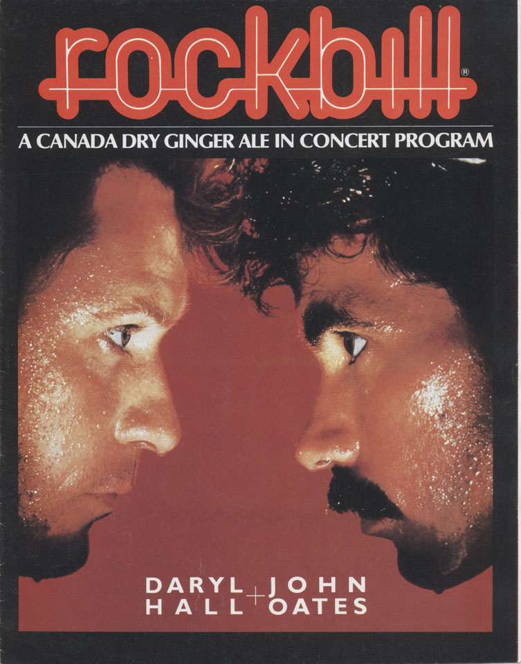 Hall & Oates Program
