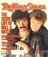 Hall & Oates Rolling Stone Magazine