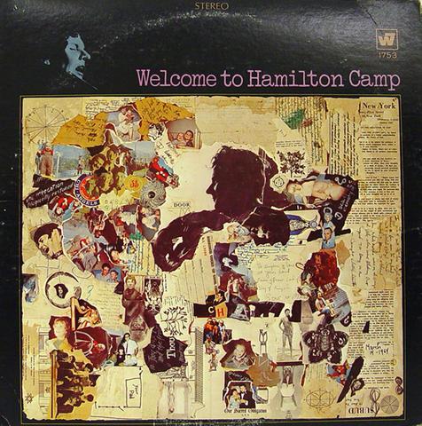Hamilton Camp Vinyl (Used)