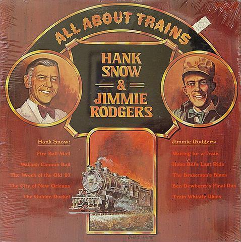 Hank Snow Vinyl (New)