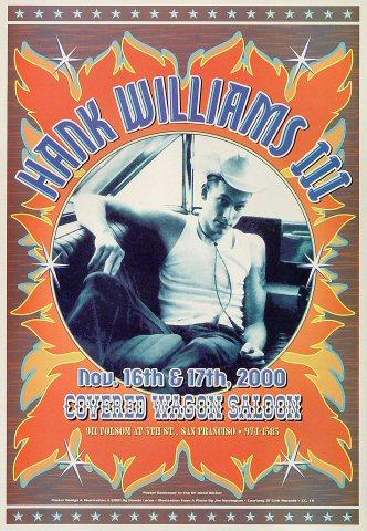 Hank Williams III Poster