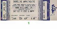 The Charlie Daniels Band 1990s Ticket