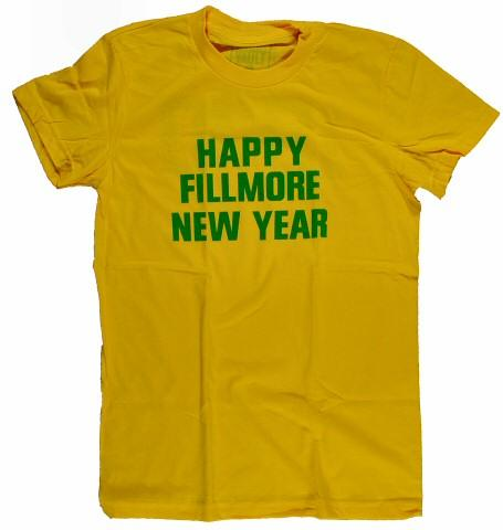 Happy Fillmore New Year Women's Retro T-Shirt