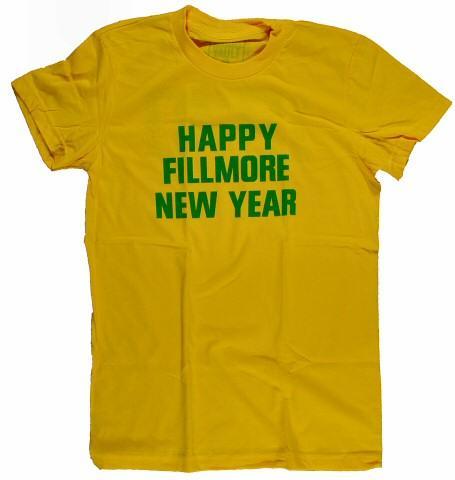 Happy Fillmore New Year Women's T-Shirt