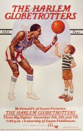 Harlem Globetrotters Poster