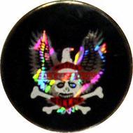 Harley Davidson Motorcycles Vintage Pin