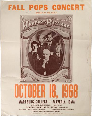 Harpers Bizarre Poster