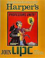 Harper's Magazine Poster