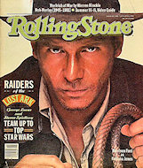 Harrison Ford Rolling Stone Magazine