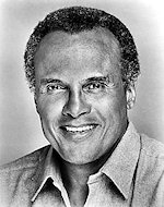 Harry Belafonte Promo Print