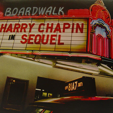 "Harry Chapin Vinyl 12"" (Used)"