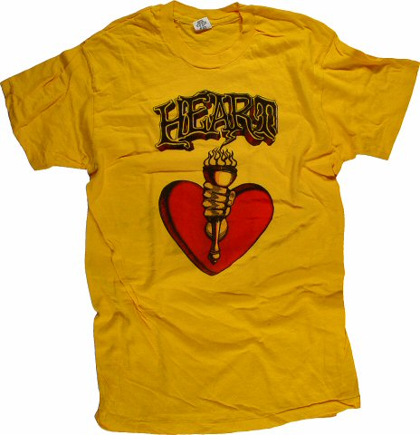 HeartMen's Retro T-Shirt