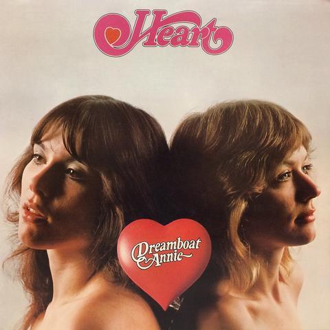 Heart Vinyl (Used)