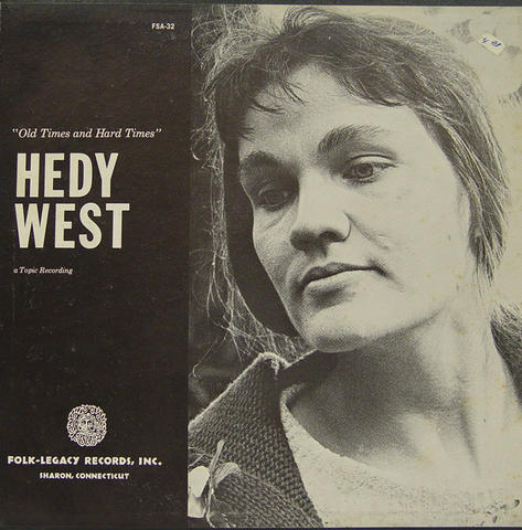 Hedy West Vinyl (Used)