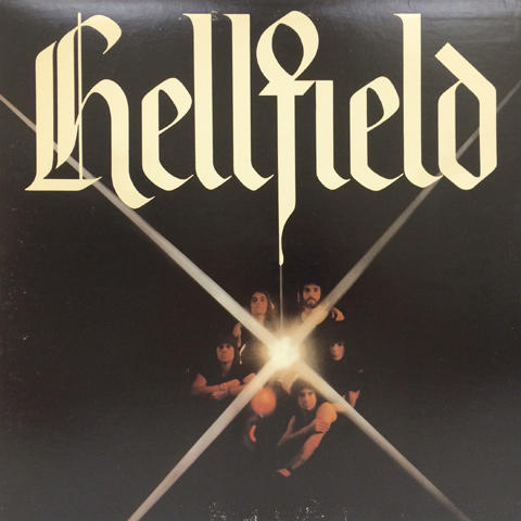 Hellfield Vinyl (Used)