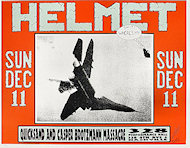 Helmet Poster