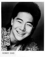 Henry Cho Promo Print