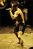 Henry Rollins BG Archives Print