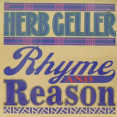 Herb Geller Vinyl (New)