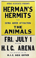 Herman's Hermits Poster